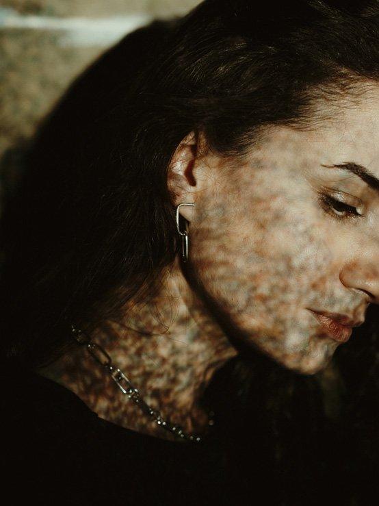 Lookbook et photoshoot de la collection Unwire de Keraban Joaillerie